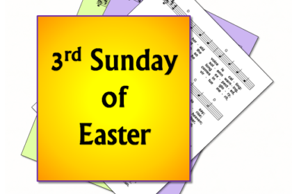 Holy Apostles Easter III 2020 Service: Video