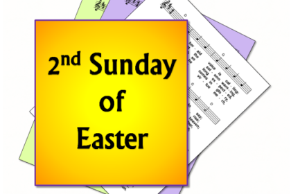 Holy Apostles Easter II 2020 Service: Video