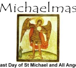 Wed, Sept 30, Michaelmas: Education Mass