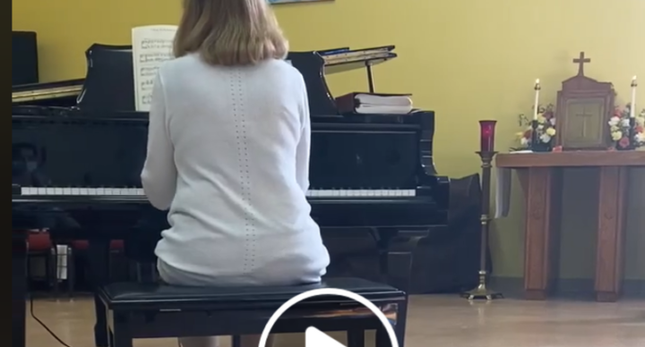 This is my Father's House, CREATION V, pianist Lyn Powell